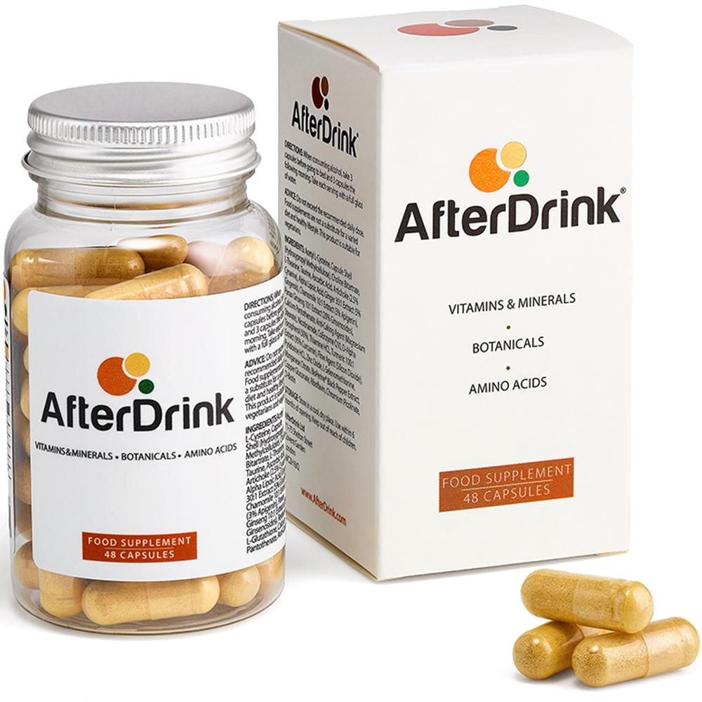 Afterdrink Pills