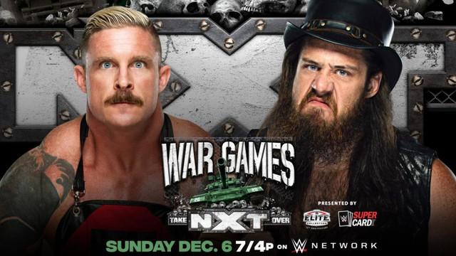 Dexter Lumis vs. Cameron Grimes Strap Match