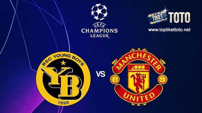 Gol Cristiano Ronaldo Sia-sia Kartu Merah Aaron Wan-Bissaka Bikin Manchester United Digasak Young Boys