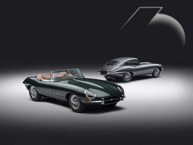 """Jaguar Classic Dévoile La Type """"60 Collection"""" : Homage Au 60e Anniversaire De La Sportive Légendaire E-TYPE-Twin-02"""