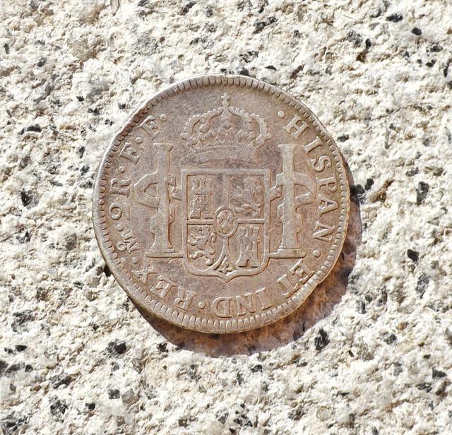 2 reales 1782. Carlos III. Méjico 20200913104707-MG-3931-01