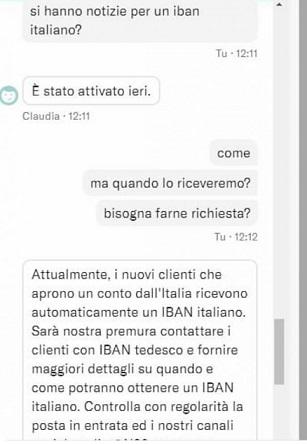 N26 regala una carta virtuale  [Senza scadenza] - Pagina 2 2020-Mar26-N26-Iban-Italiano