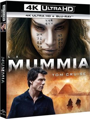 La Mummia (2017) HD 720p HEVC DTS ITA + AC3 ENG