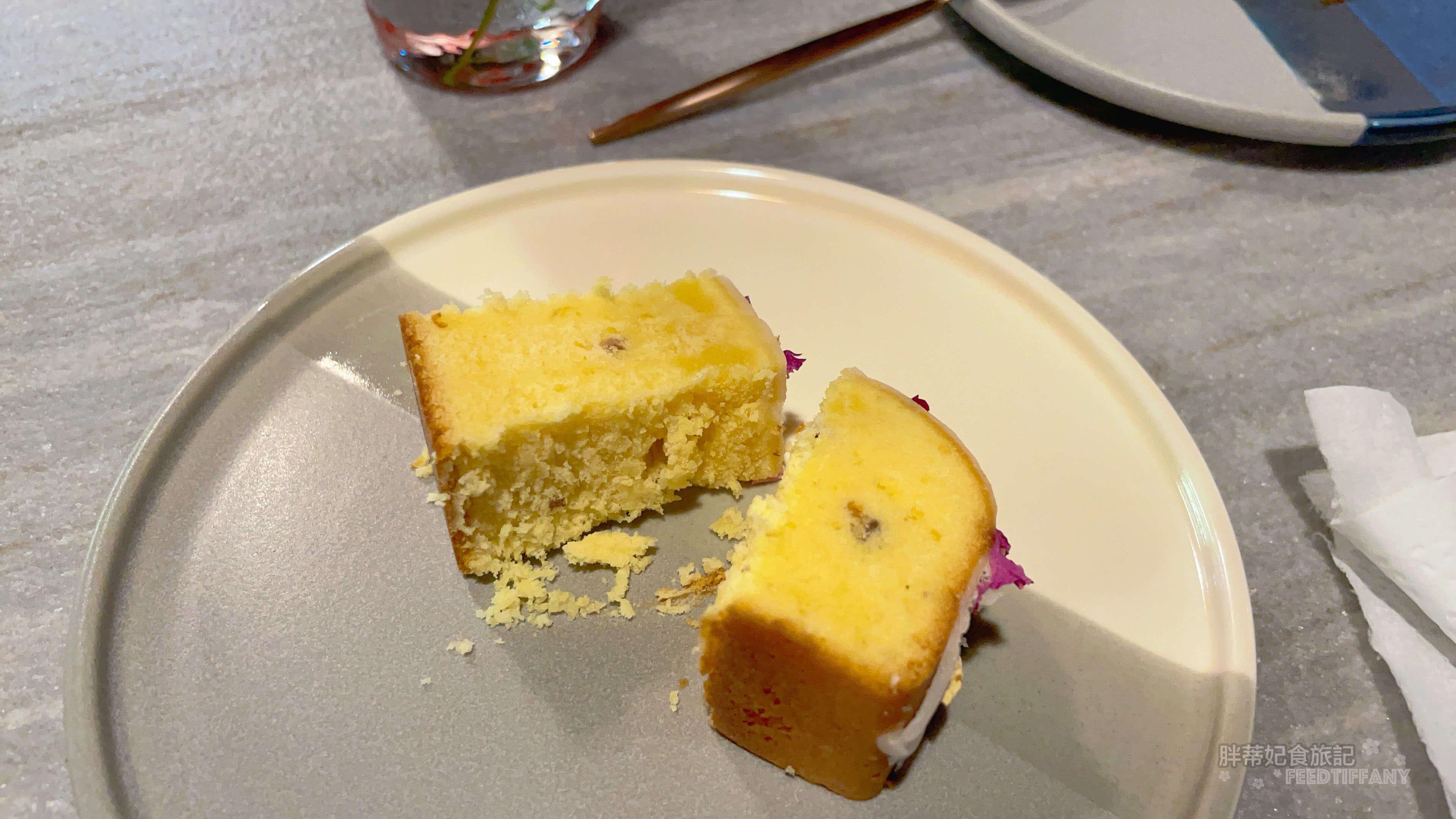 可貝塔 檸檬桂花蜜磅蛋糕