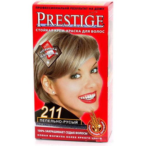 პრესტიჟი თმის საღებავი პრესტიჟი N 211