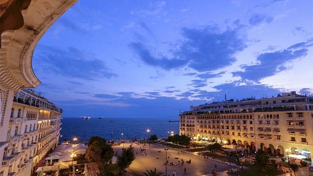 City break to Thessaloniki, Greece