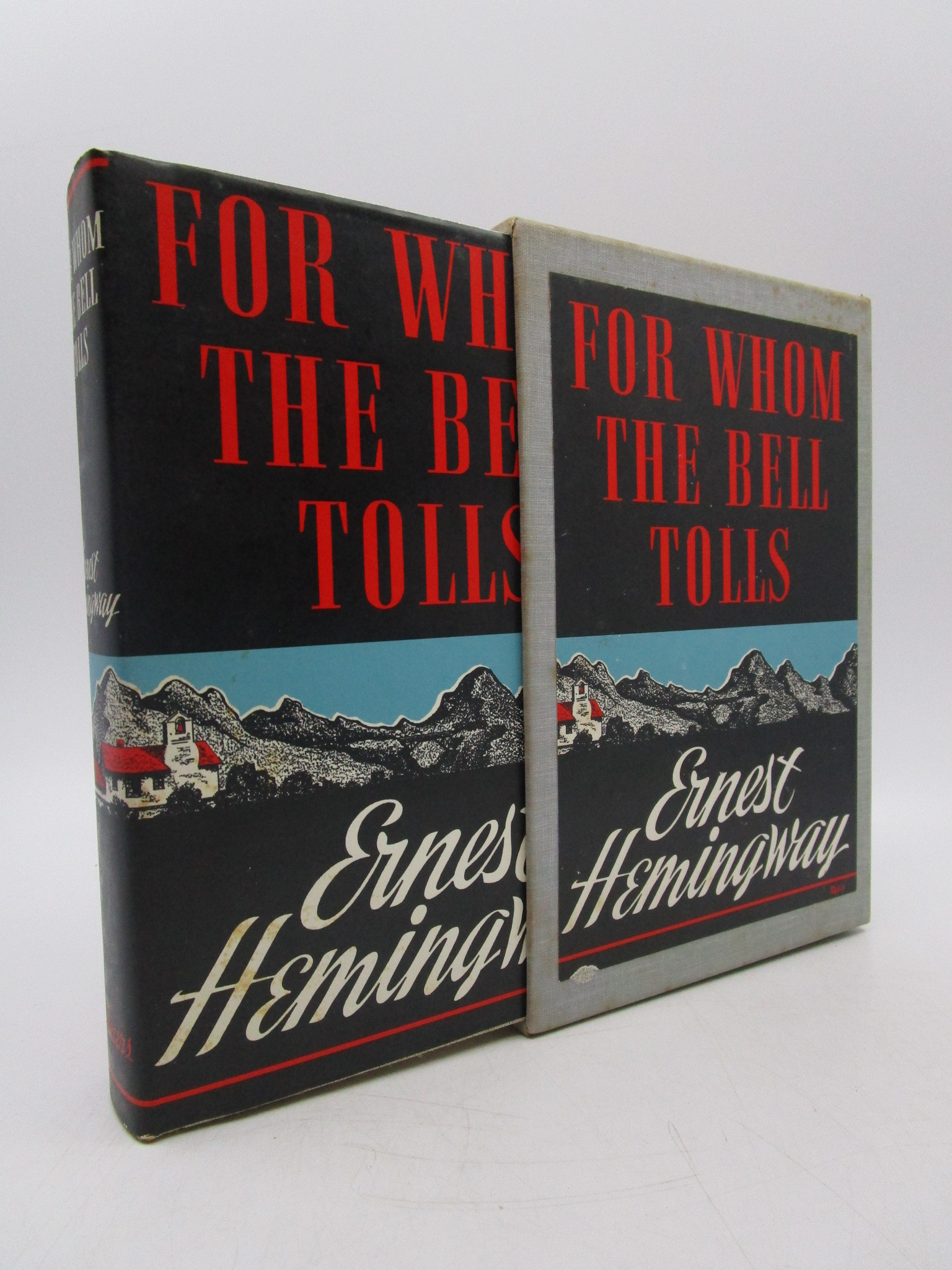 Image for For Whom The Bell Tolls (facsimile of first edition)