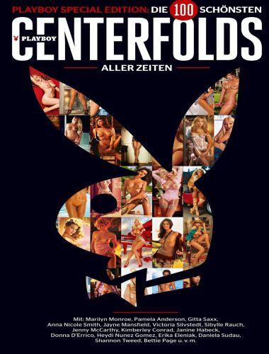Cover: Playboy Spezial Edition Germany Die 100 Schönsten Centerfolds Aller Zeiten 2016