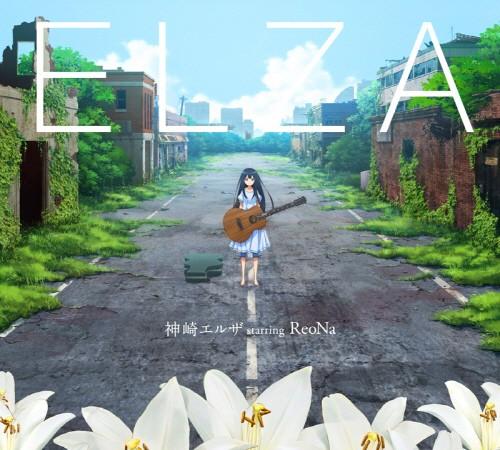 [Album] ReoNa – ELZA