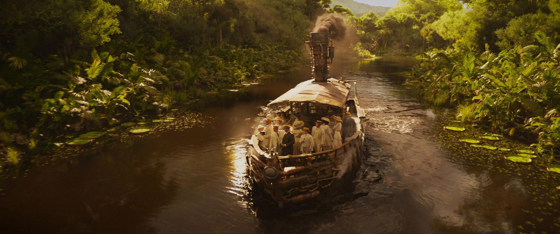 Orman Gezisi   Jungle Cruise   2021   WEB-DL   XviD   Türkçe Altyazılı   m720p - m1080p   WEB-DL   Tek Link