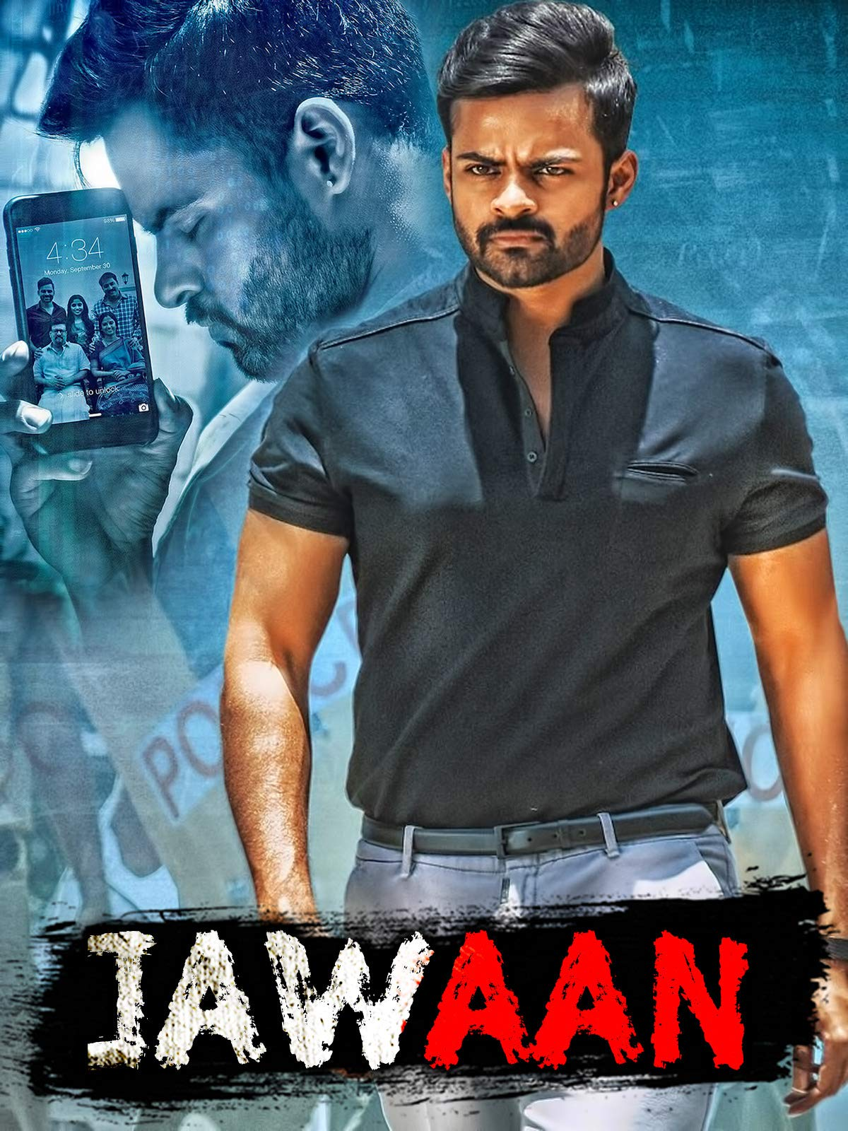 Jawaan (2021) Hindi Dubbed Movie HDRip 720p AAC