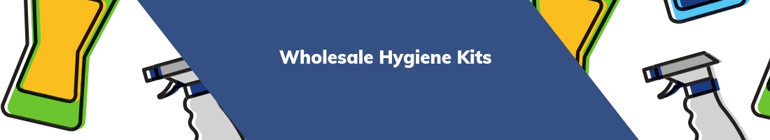 Wholesale hygiene kits