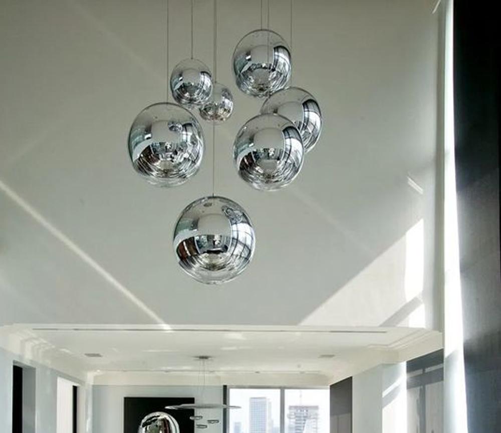 Lampu Rumah Big Ball Lamp