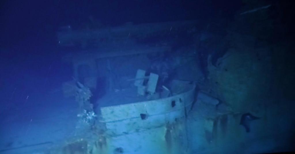 Historijski pothvat grupe istraživača: Na dubini od 6.456 metara došli su do potopljenog broda!