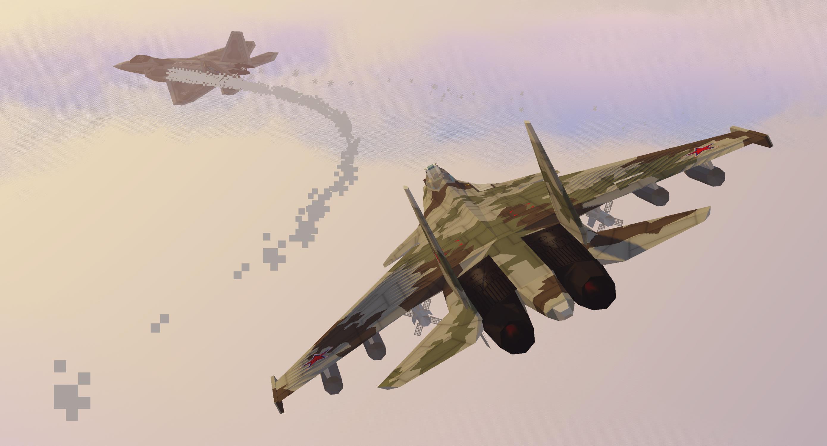F-22-y-Su-37-II