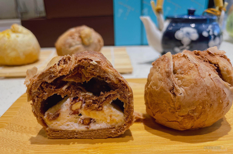 馥漫麵包花園 中秋禮盒 太極系列中的北海道牛奶巧酥