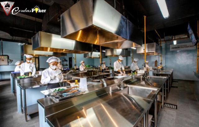 Ingin Serius Tekuni Dunia Kuliner Simak Resep Mudah ala Chef