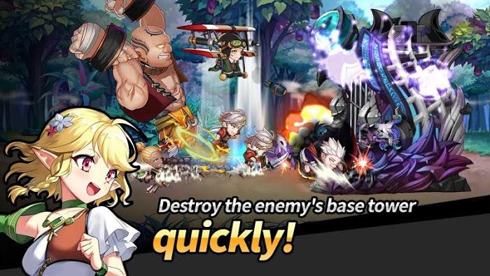 Kingdom Alive – Offense RPG