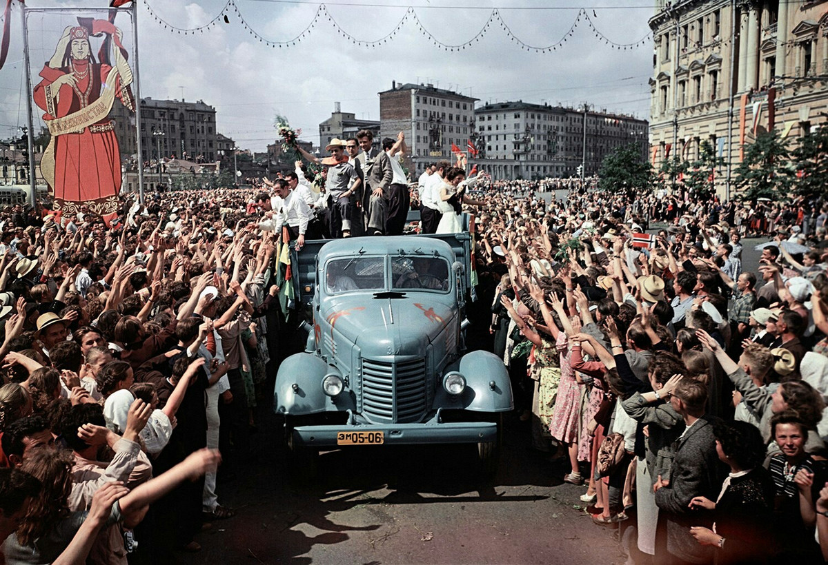 festival molodezhi studentov Moskva 1957.jpg 20