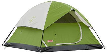 person tent