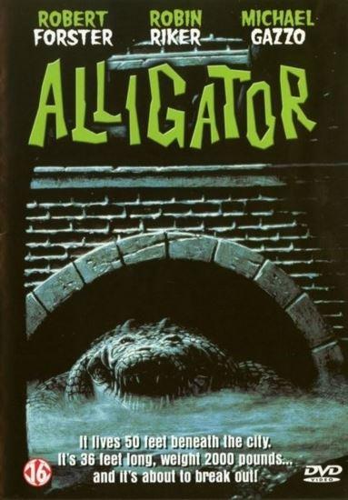 Aligator / Alligator (1980)