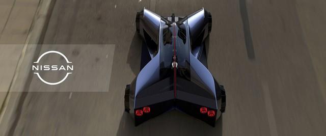 Nissan « GT-R(X) 2050 » : Le Projet D'un Stagiaire Devient Réalité 3-Nissan-JB-Choi-Final-08-DEC2020-19-source
