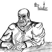 Orc-scholar-sketch