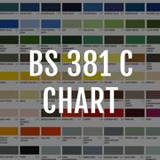 BS 381 Chart