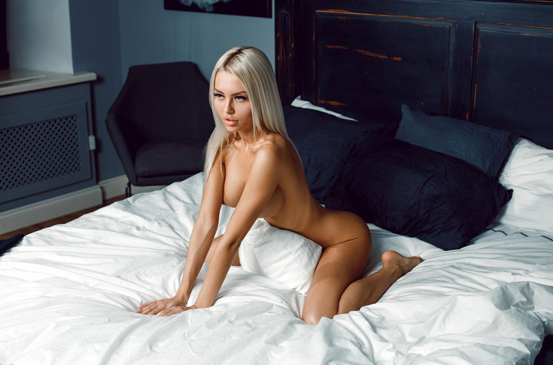 Анастасия Щеголева - модель с большой грудью / фото 14