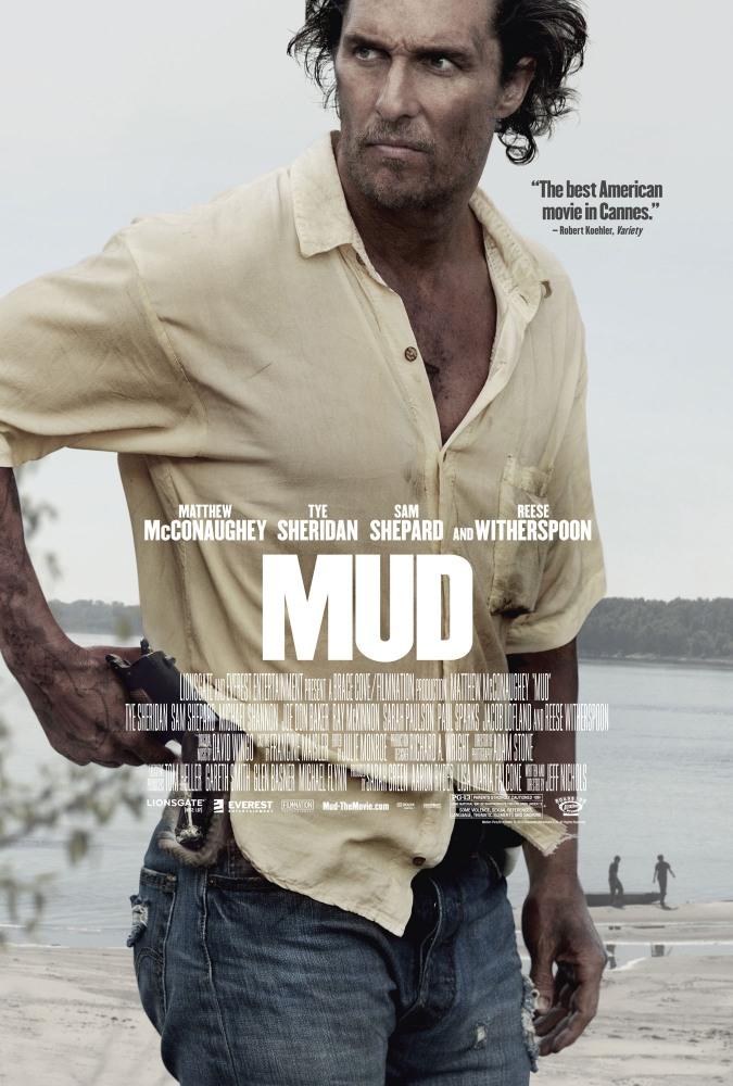 Смотреть Мад / Mud Онлайн бесплатно - 14-летний Эллис живет с родителями в плавучем доме на берегу Миссисипи, в свободное время...