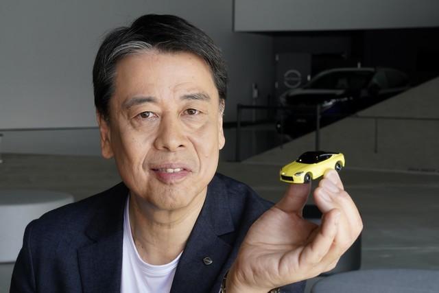 Le Nissan Z Proto : Inspiré Du Passé, Tourne Vers Le Futur 200916-01-067-source
