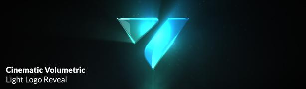 Cinematic-Volumetric-Light-Logo-Reveal