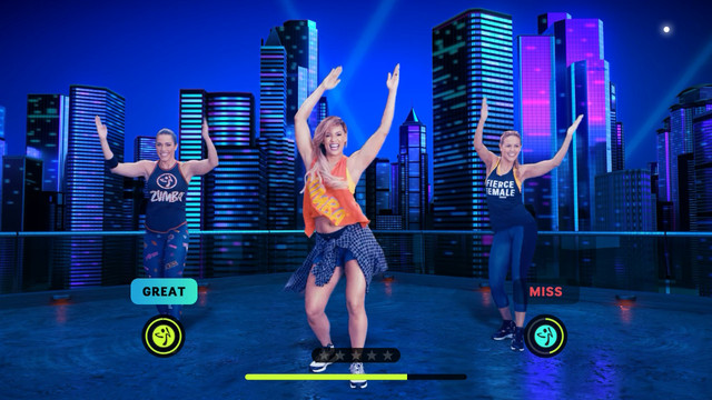 在186國、超過1500萬人為之風靡的全球性健身課程, 將以Nintendo Switch™專用遊戲之姿登場! 『Zumba ®Burn It Up!』決定於2020年6月18日(四)發售!  12