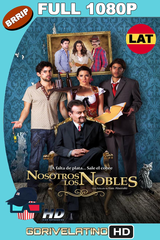 Nosotros los Nobles (2013) BRRip 1080p latino-ingles MKV