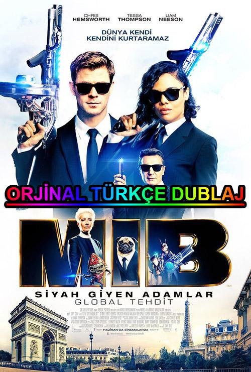 Siyah Giyen Adamlar: Global Tehdit | 2019 | BDRip | XviD | Türkçe Dublaj | 4K - 720p - 1080p - m720p - m1080p | BluRay | Dual | TR-EN | Tek Link