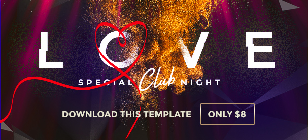 Valentine's Day club Flye