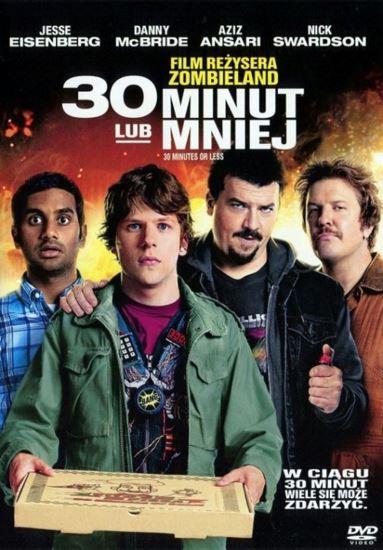 30 minut lub mniej / 30 Minutes or Less (2011) PL.BRRip.XviD-GR4PE | Lektor PL