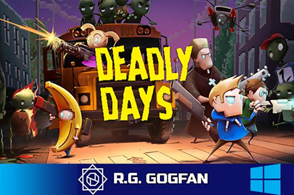 Deadly Days (Assemble Entertainment) (ENG|RUS|MULTI6) [DL|GOG] / [Windows]