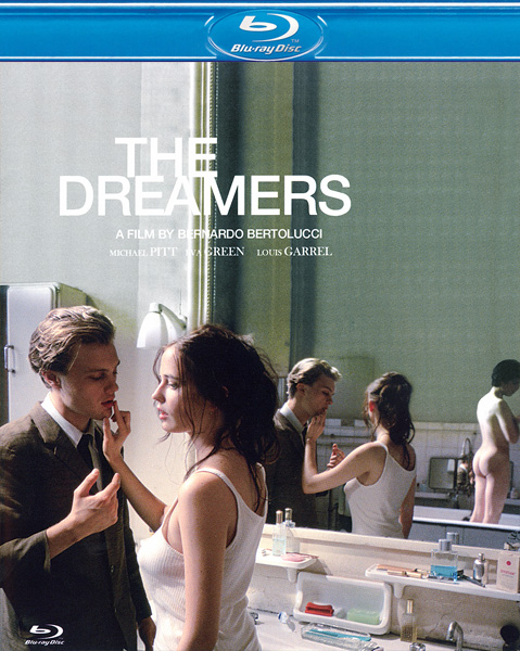 Мечтатели / The Dreamers (2003/BDRip/HDRip) [KOR Transfer]