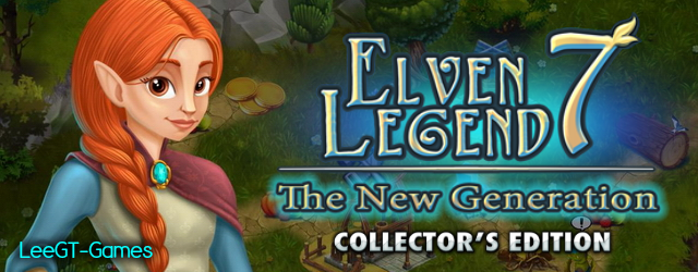 Elven Legend 7: The New Generation Collector's Edition (v.Final)