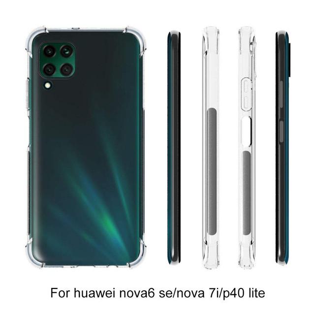 Лучшие Чехлы для Huawei P40 Lite
