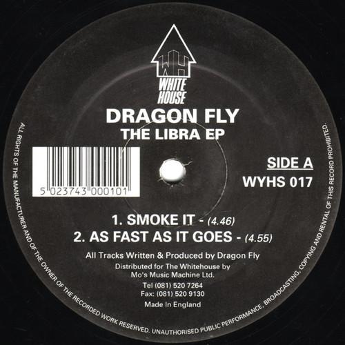 Dragon Fly - The Libra EP 1993