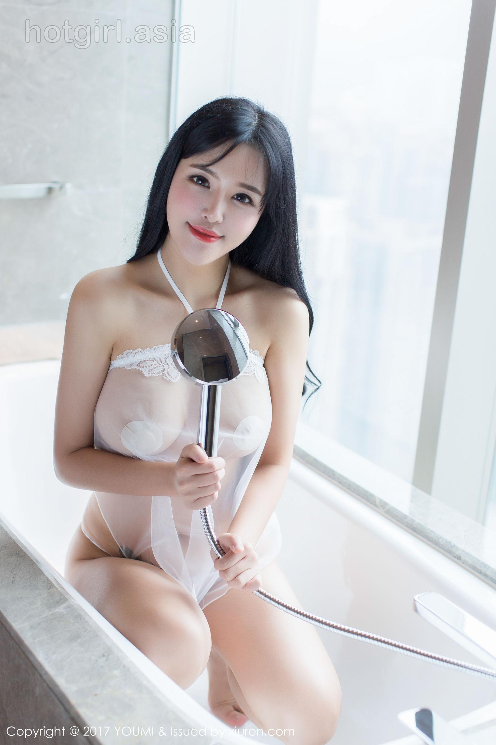 [YouMi 尤 蜜 荟] Vol.082 Liu Yuer-Perspective underwear theme photo