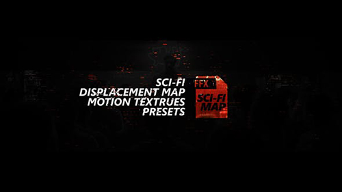 Sci-fi Displacement Map Motion Textrues Presets 27187546 - Presets for After Effects (Videohive)