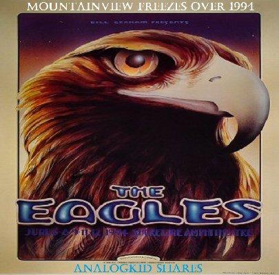 The Eagles -Shoreline Ampitheater, Mountain View, CA-1994 -  (2020) Mp3 320 kbps
