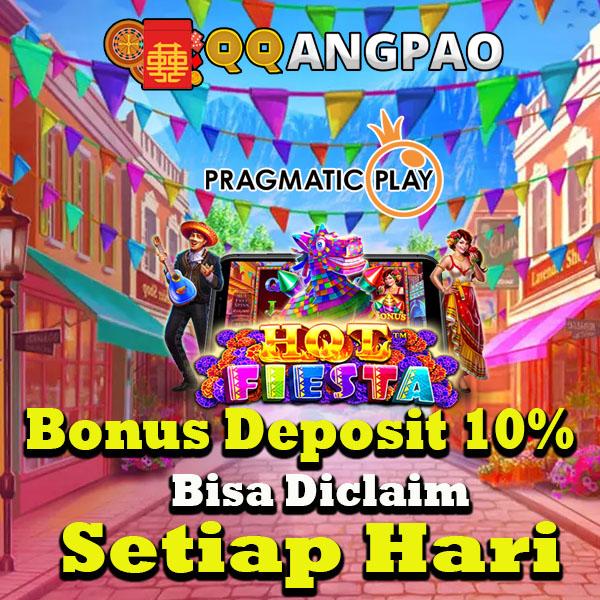 Situs Slot Gacor Terlengkap Indonesia QQangpao