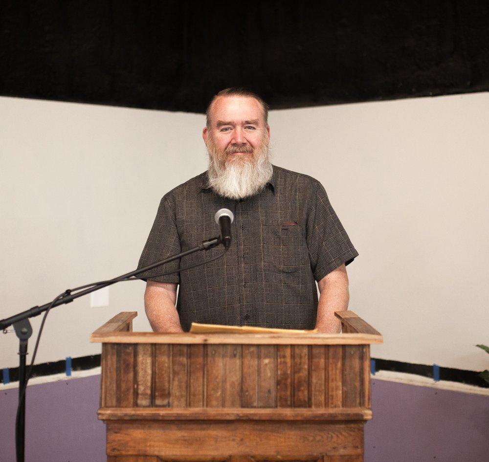Church pastor & deacons