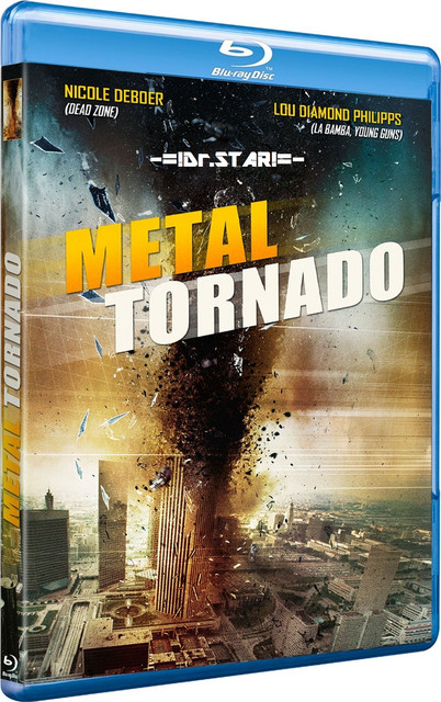 Metal Tornado (2011) Hindi Dual 720p HDRip Esubs DL