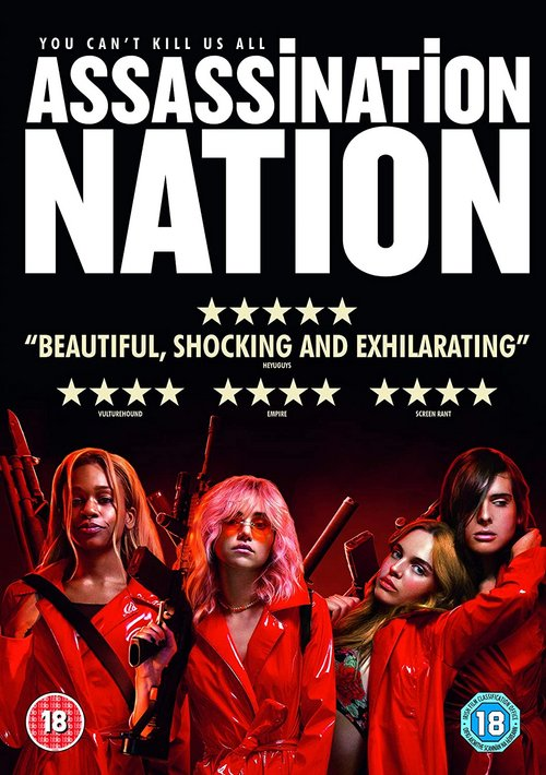 Assassination Nation (2018) Hindi Dubbed 480p HDRIp Esubs 300MB DL