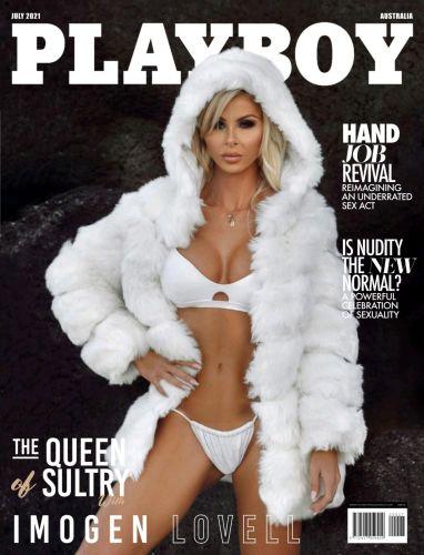 Cover: Playboy Australia – July 2021